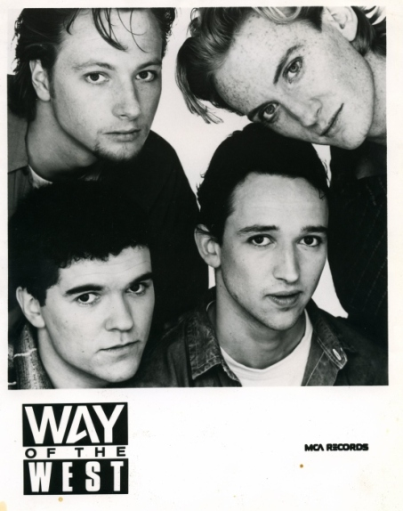 Dave, Pete, Reid, Neil. MCA