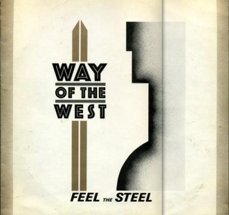 Feel The Steel, 12″ sleeve